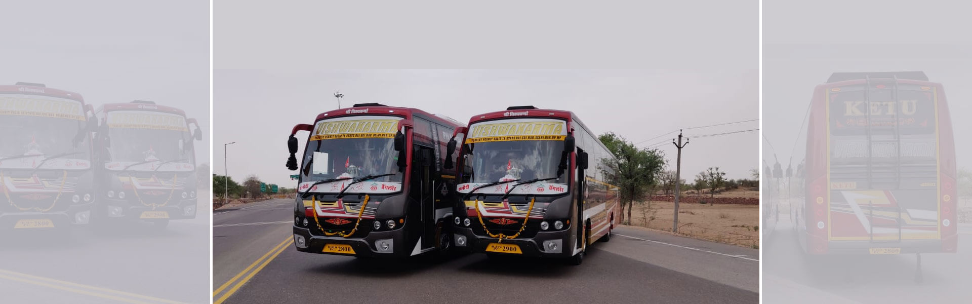 Online Bus Ticket Booking Shri Vishwakarma Travels